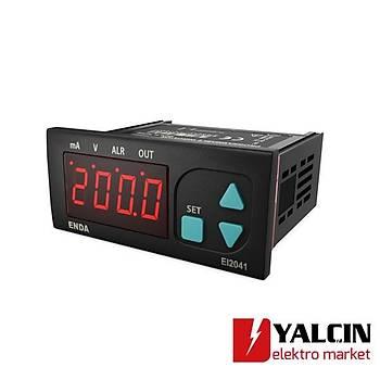EI2041 Proses  Göstergeler  ENDA-EI2041-230