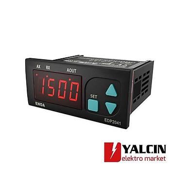EDP2041 Dijital Potansiyometre 230VAC  RS-485 ENDA-EDP2041-230VAC