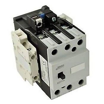3TF45 22-0AP0 40A (18,5 KW) 230VAC Bobinli 2NO+2NC Trifaze Güç Kontaktörü