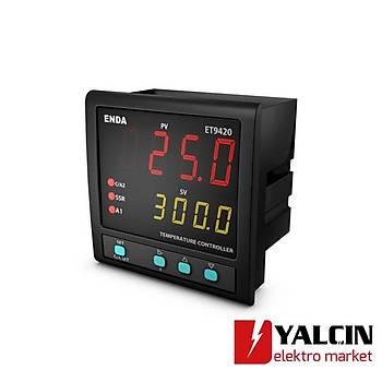 ET9420 Dijital PID  Sýcaklýk Kontrol Cihazlarý  ENDA-ET9420-230VAC