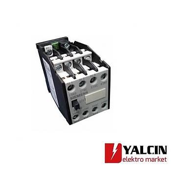 16A (7.5 KW) 230VAC Bobinli 2NO+2NC Trifaze Güç Kontaktörü 3TF4222-0AP0
