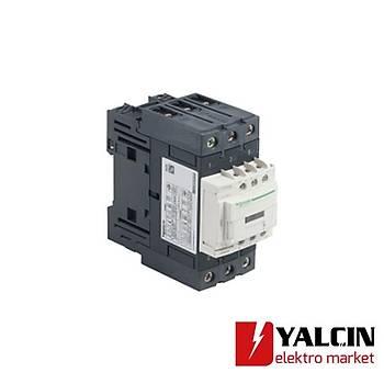 50 A  24VDC Bobinli Trifaze Güç Kontaktörü LC1D50ABD
