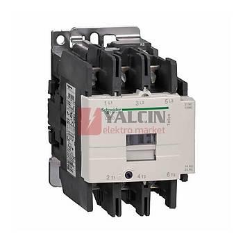 50A (22 KW) 24VAC Bobinli Trifaze Güç Kontaktörü  LC1D50AB7