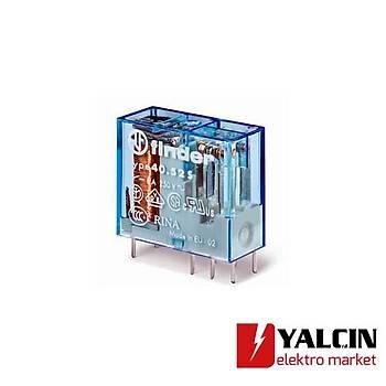 Minya P.C.B Röle 2CO-8A Konta 230V AC Pin:-5 mm FÝN.40.52.8.230