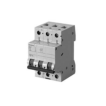 3 Fazlý 16 Amper C Tipi 6ka Otomatik Sigorta 5SL6316-7YA