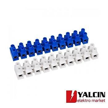 Plastik Sýra Klemensler (Mavi) PLS02