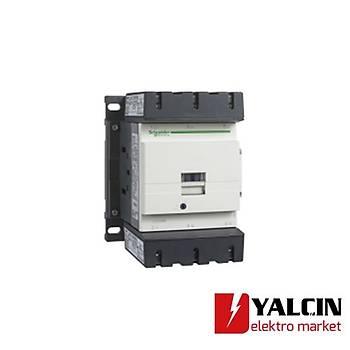 75kW 150Amper 24V DC 1NO-1NC Kontaktör LC1D150BD