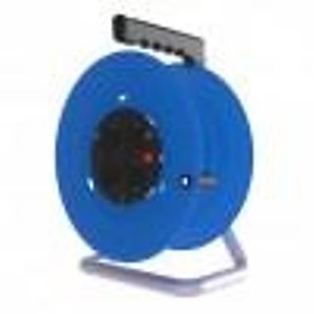Kablo Makara Metal 25 Metre Kapasiteli 4 Monofaze Prizli BM1-2103-0000