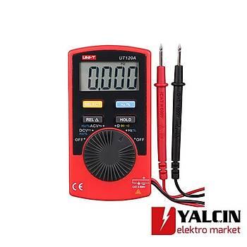 UT 120A Cep tipi Dijital Multimetre