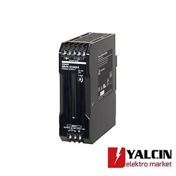 Kitap tipi güç kaynaðý, LITE, 120 W, 24VDC, 5 A, DIN ray montaj  OMR-S8VK-C12024