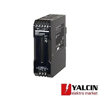 Kitap tipi güç kaynaðý, LITE, 240 W, 24VDC, 10 A, DIN ray montaj OMR-S8VK-C24024