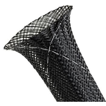6 mm Kablo Toplama Çorabý Siyah