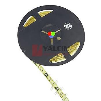 5 mt Led Þerit Üç Çipli 60 SMD IP55 RGB  203698 (5985 2570)