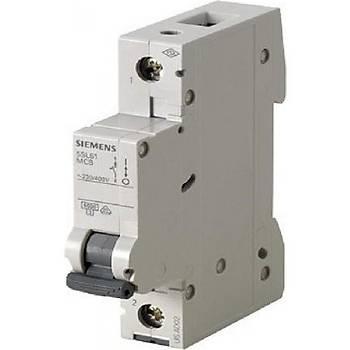 1 Fazlý 25 Amper C Tipi 6ka Otomatik Sigorta 5SL6125-7YA