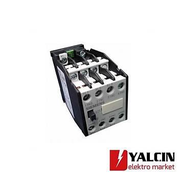 9A 4kW 3 Fazlý Güç Kontaktörü 230V 1N0+1NC 3TF4011-0AP0