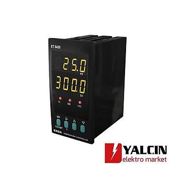 ET8420 Dijital PID  Sýcaklýk Kontrol Cihazlarý  ENDA-ET8420-230VAC