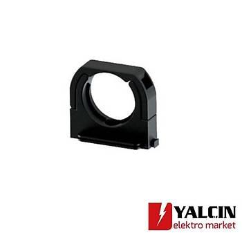 9 mm Polyamid Spiral Boru Klipsi ODBK13