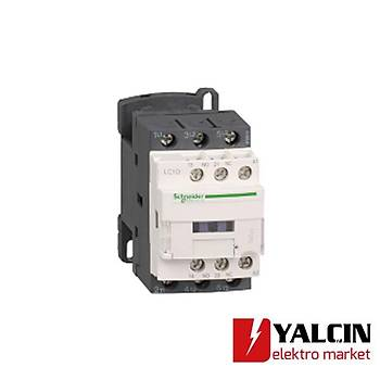 18A (7,5 KW) 220VAC Bobinli Trifaze Güç Kontaktörü LC1D18M7