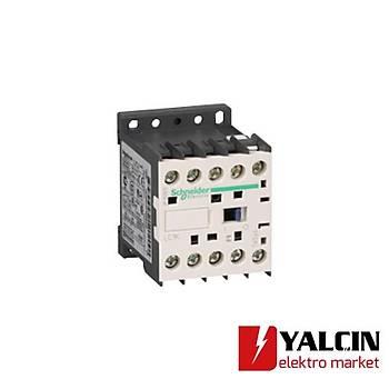 Mini Kontaktör, 2.2kW, 6Amper, 24VAC, 1NA LC1K0610B7
