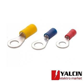 SFK-YK-501 0,50 - 1,50 M5 Yuvarlak Tip - Ýzoleli Kablo Uçlarý