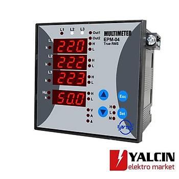 EPM-04-96 Multimetre M0047