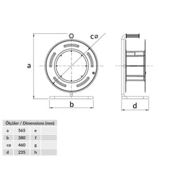 Prizli Metal Makara  16A 220V  BM5-6231-1611