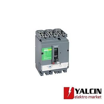 3x100A 40 kA Kompakt Termik Manyetik Þalter  -  LV510306