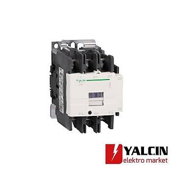 45 KW 220VAC Bobinli Trifaze Güç Kontaktörü LC1D95M7