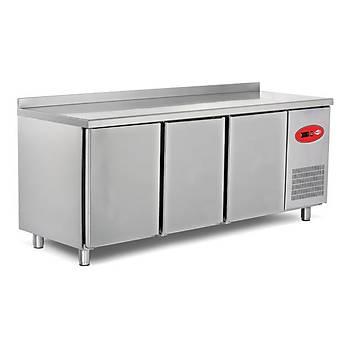 Empero Tezgah Tip Buzdolab� - 3 Kap�l� +4 (200X60X85 Cm)