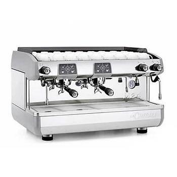 LA Cimbali M24 TE Plus Otomatik  Espresso Capuccino Kahve Makinesi 2 Gruplu