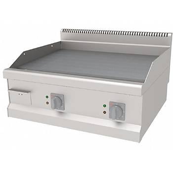 ATALAY 700 Seri D�z Playt Izgara Elektrikli - Set �st� 80x70 cm