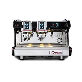 LA Cimbali M100 HD Otomatik Espresso Capuccino Kahve Makinesi 2 Gruplu