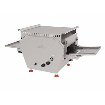 ATALAY Konvey�rl� Ekmek K�zartma Makinesi 116X48X51cm