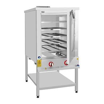 EMEKSAN Pasta B�rek F�r�n� 100x100x150 Cm Lpg/Do�algaz (CE)
