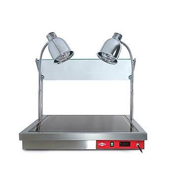 S�cak Te�hir �nitesi - PaslanmazG�vdeli  -  800x600x120/750mm
