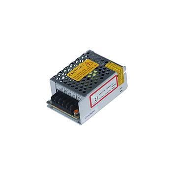 5 Amper 12 Volt Metal Adaptör