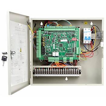 Hikvision DS-K2604T Dört kapýlý Geçiþ Kontrol Paneli