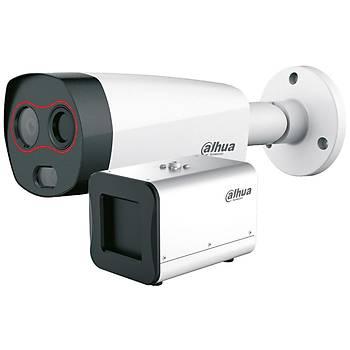 Dahua DH-TPC-BF2221-HTM ve DH-TPC-HBB-CHW Black Body Termal Güvenlik Kamera Seti