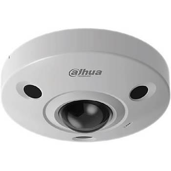 Dahua HAC-EBW3802P-0250B 8MP HDCVI IR-Fisheye Kamera - Sesli