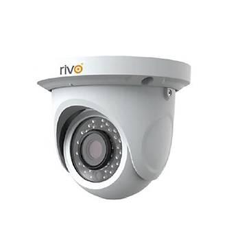 Rivo RV-6140HD 4 Megapiksel IR Dome HD Kamera
