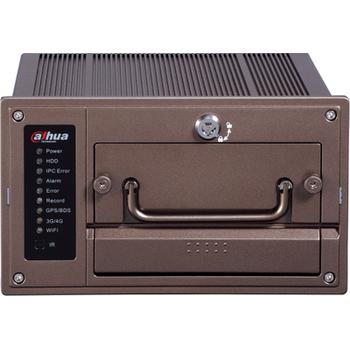 Dahua NVR0804MF-GFW 8 Kanal- 8 PoE Mobil 4G+GPS+Wifi Dahil IP NVR Kayýt Cihazý