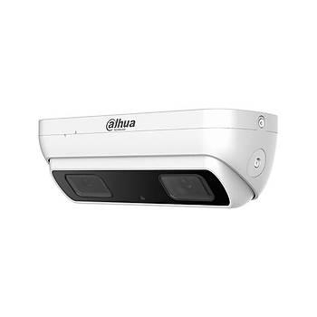 Dahua IPC-HDW8341XP-3D-S2 3 Megapiksel Çift-Lensli Kiþi Sayma Özellikli Yapay Zeka IP Kamera