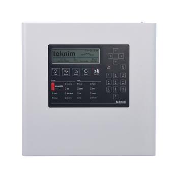 Teknim TFP-1212 Analog Adresli Yangýn Alarm Paneli 2 Loop
