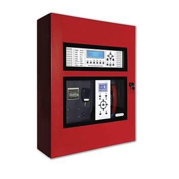 Mavili ML-1252.NPTA Maxlogic Akýllý Adresli Yangýn Alarm Santralý, 2 Çevrim, 254 Adres, Network, Printer, Telefon, Anons