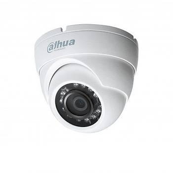 Dahua HAC-HDW2220MP-0360B-S2 2.4 Megapiksel 1080P IR Dome HDCVI Kamera