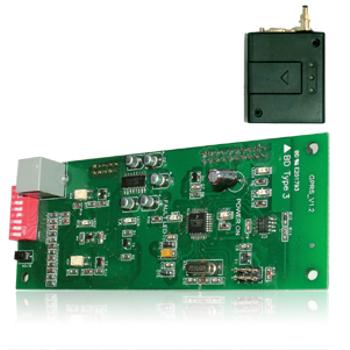 Mavili MLY-1207.G Maxlogic Akýllý Adresli Sistem GPRS Modülü Quad Modül ve Anten