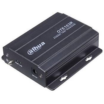 Dahua OTE103R Fiber Optik Alýcý