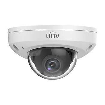 Uniview IPC312SR-VPF28-C 2 MP IR Mini Fixed Dome IP Kamera