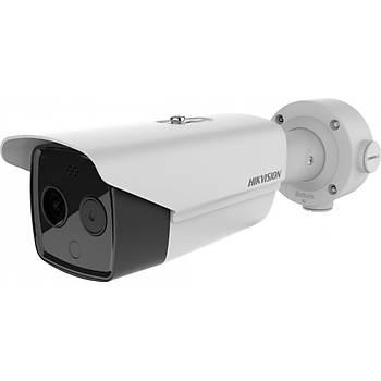 Hikvision DS-2TD2617B-3/PA Isý Ateþ Ölçer Termal Bullet Kamera