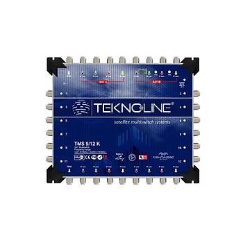 Teknoline TMS 9/12 Kaskatlý Multiswitch Uydu Santrall